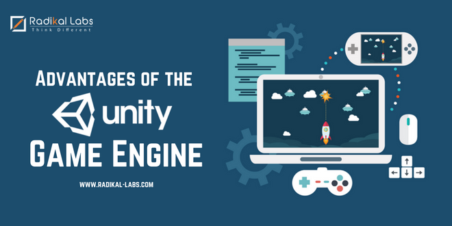 Advantages of Game Development with Unity