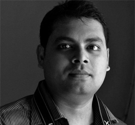 Niladri Das: Project Manager