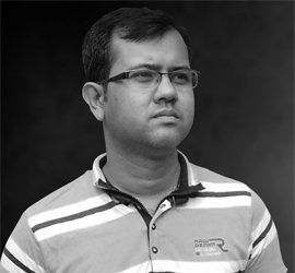 Arijit Chakraborty: Project Manager